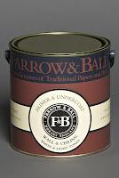 Farrow and Ball chez l'ornithorynque
