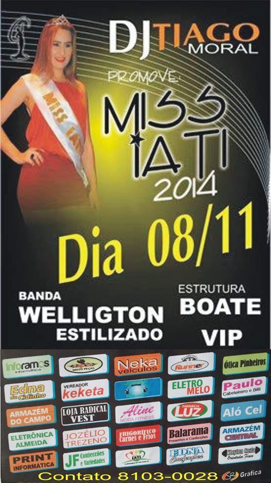 Miss Iati 2014