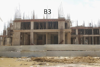 Amrapali Terrace Homes :: Construction Update b3