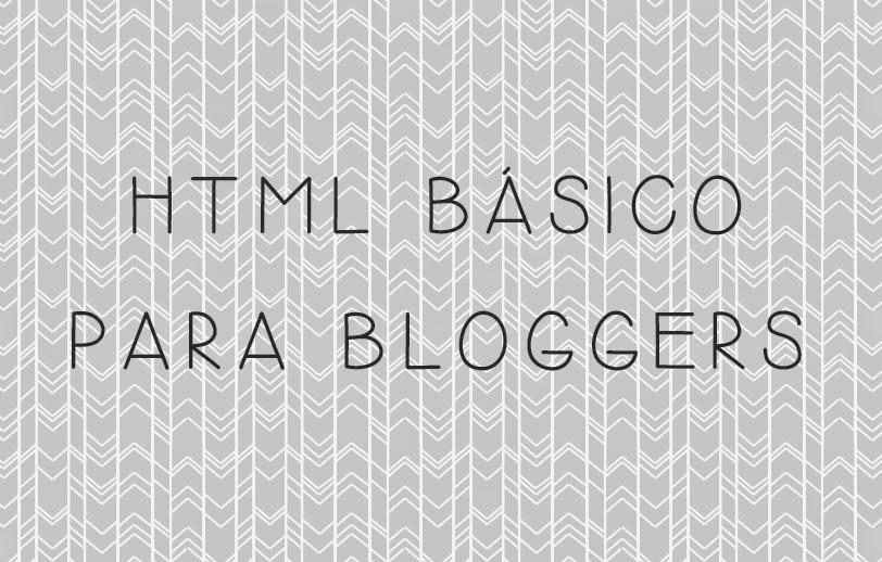 nociones de html básico para bloggers