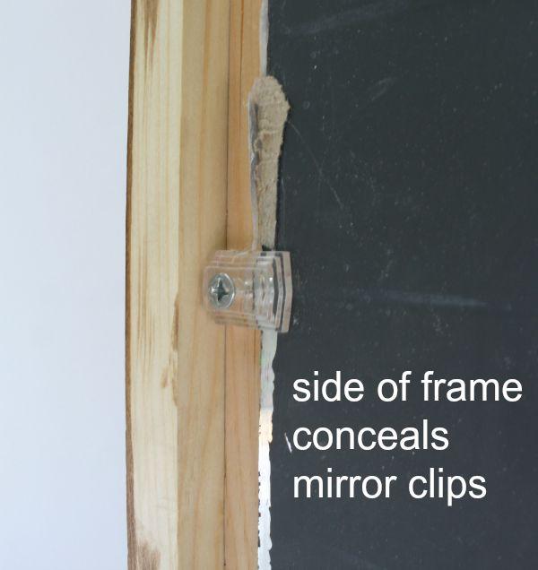 Simple Mirror Frame Jaime Costiglio