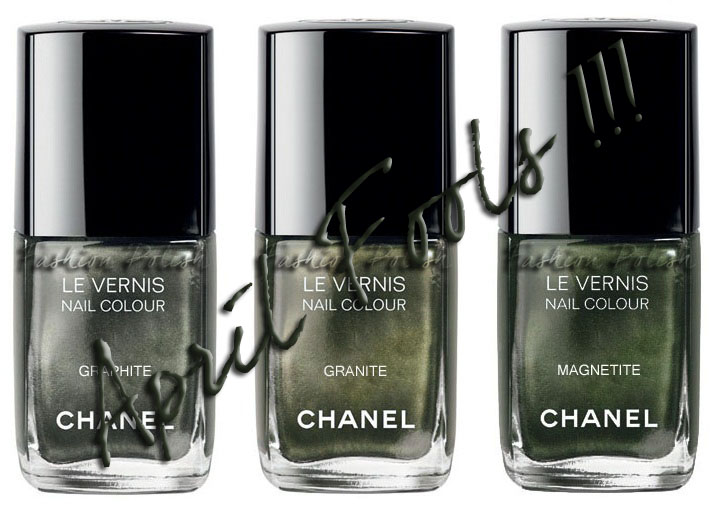 Fashion Polish: Chanel Fall 2011 Limited Edition Collection \