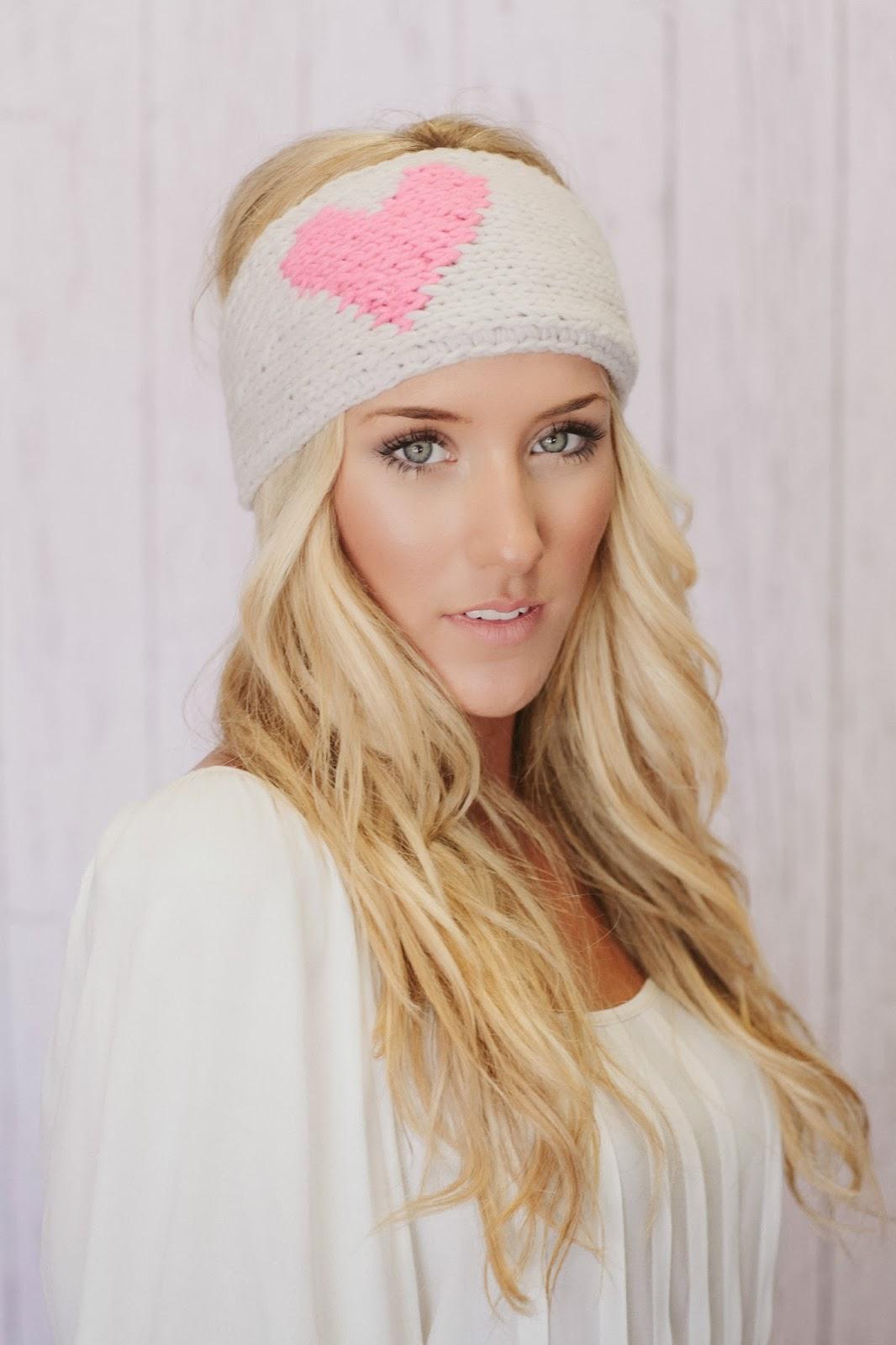 Фото вязание спицами повязки на голову для женщин