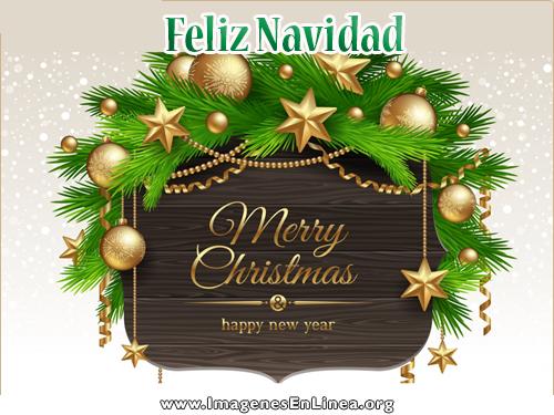 Feliz Navidad, Card Merry Christmas, happy new year, tarjetas de navidad con frases navideñas