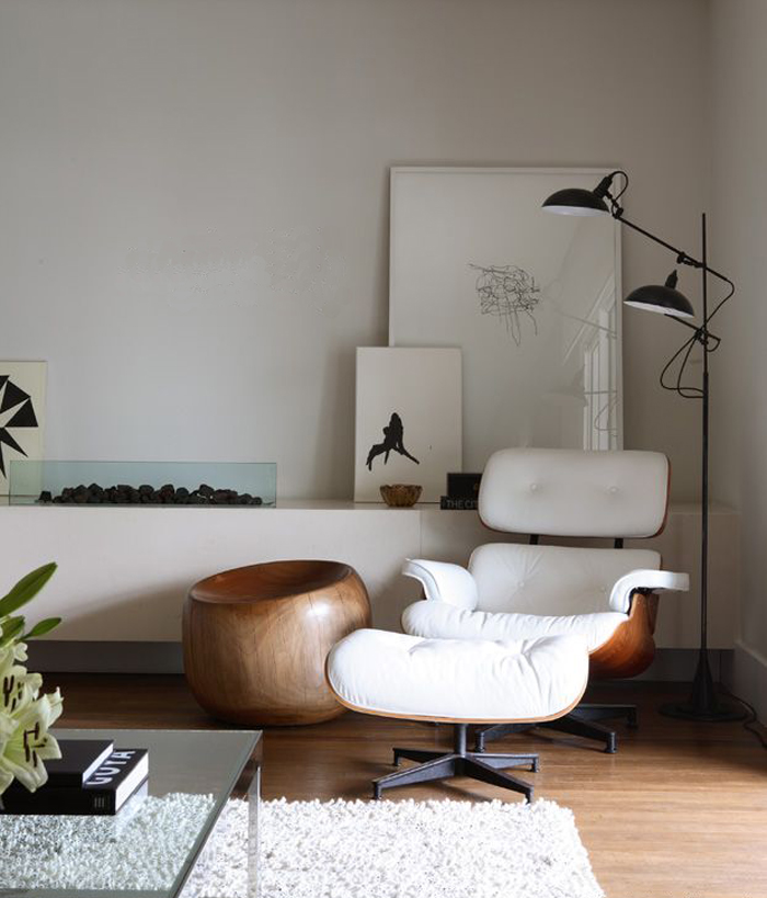 Eames Interior Design 105 best eames lounge chair images on pinterest | eames lounge