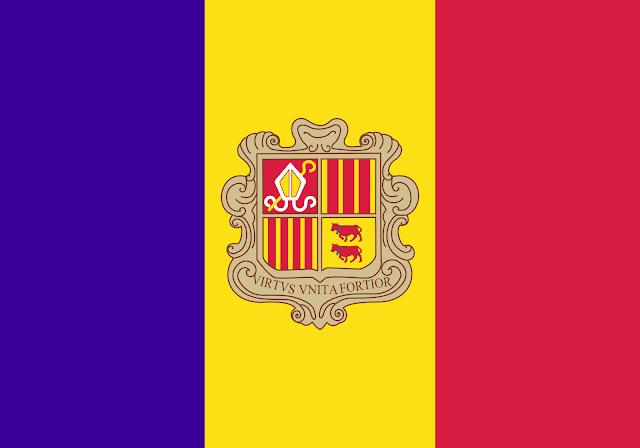 Imag Bandera de Andorra