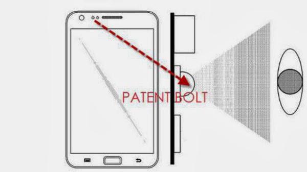 الشركة الكورية Samsung تطور تكنولوجيا فتح الهاتف ببصمة العين
