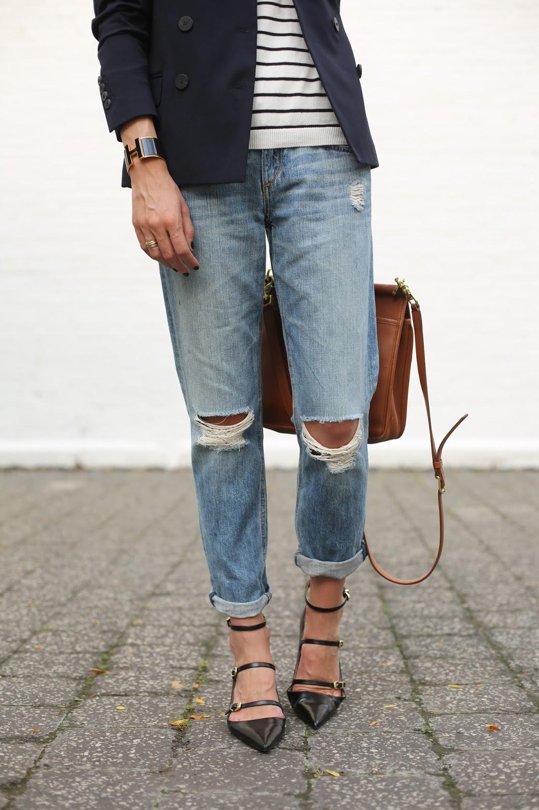 Фото рваные джинсы на коленях в домашних условиях