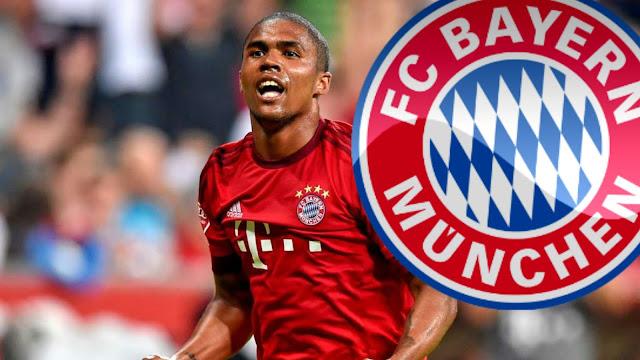 Vídeo: O melhor de Douglas Costa no Bayern de Munqiue