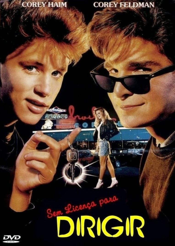 Sem Licença para Dirigir – Dublado (1988)