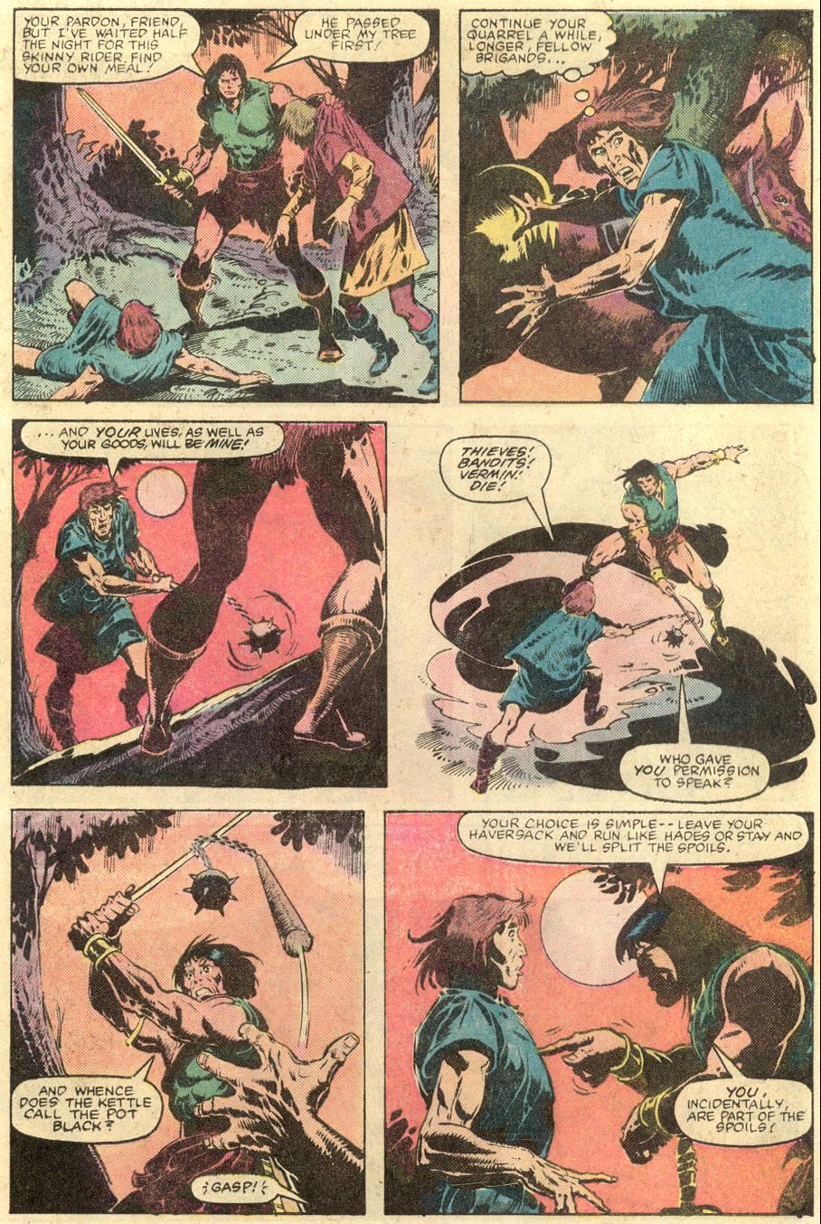 Conan the Barbarian (1970) Issue #143 #155 - English 6