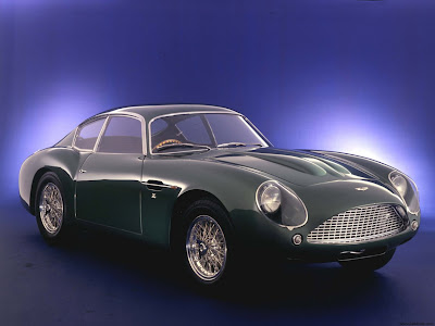 Aston Martin Classic Car