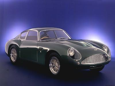 Aston Martin Classic Car
