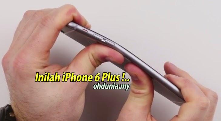Anda Bercita-cita Untuk Memiliki Iphone 6 Plus? Sabar, Lihat Video Ini