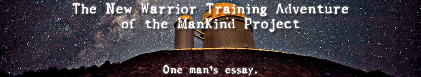 New Warrior Training Adventure of the ManKind Project