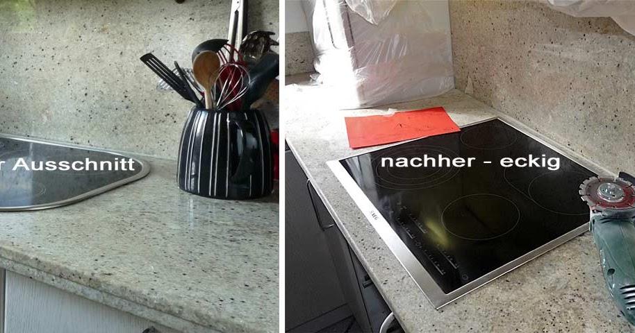 wir renovieren ihre k che granit arbeitsplatten. Black Bedroom Furniture Sets. Home Design Ideas