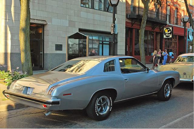 ポンティアック・グランダム 初代-2代目 | Pontiac Grand Am (1973-80)