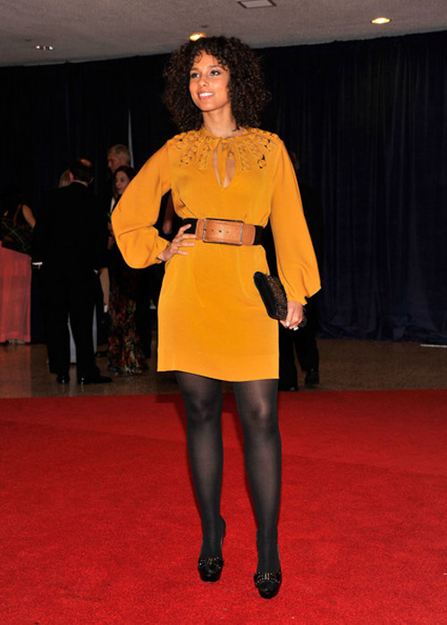 Alicia Keys Fashion Style