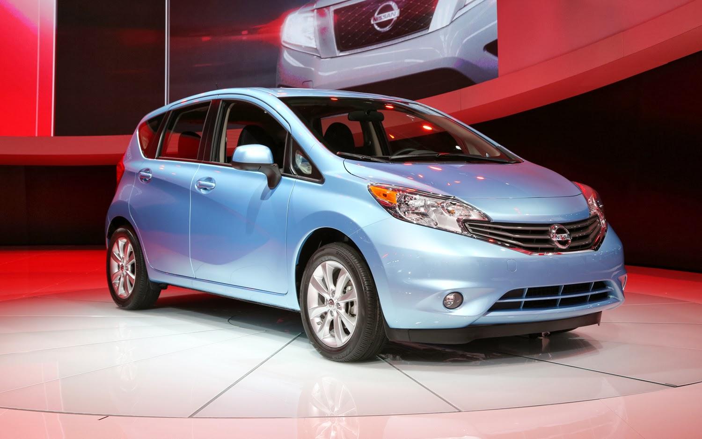 Características Nissan Versa 2014