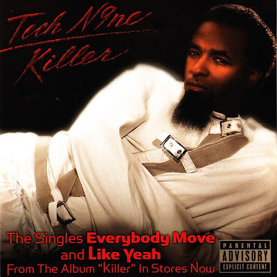 Tech N9ne – Everybody Move / Like Yeah (Promo CDS) (2008) (320 kbps)