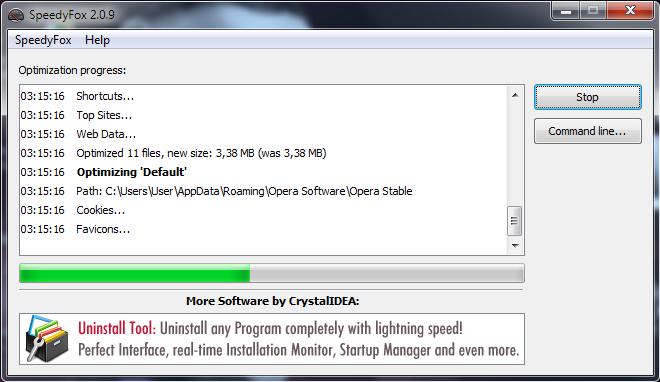 SpeedyFox 2.0.9 Build 78