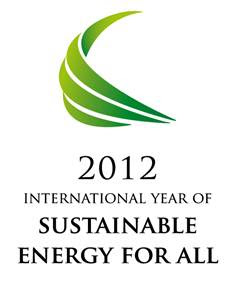 Sustainable Energy For All 2012 logo