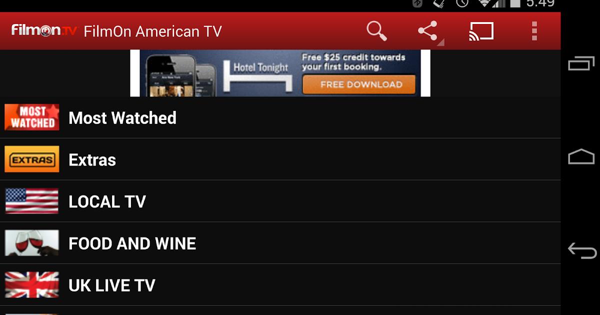 Lifesperience Watch Live Tv On Your Chromecast