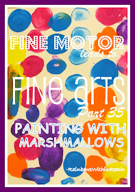 photo of: FRIDAY!!! FINE MOTOR FRIDAY!!!  Fine Motor Leads to Fine ARTS, Part