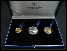 Fiat Berbanding Koin Emas Perak Tembaga