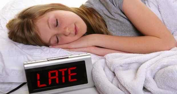 Health Problem oversleeping
