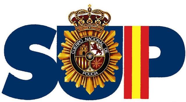 manifestacion policias nacionales aeropuerto Gran Canaria 25 noviembre
