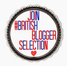 British Blogger Selection