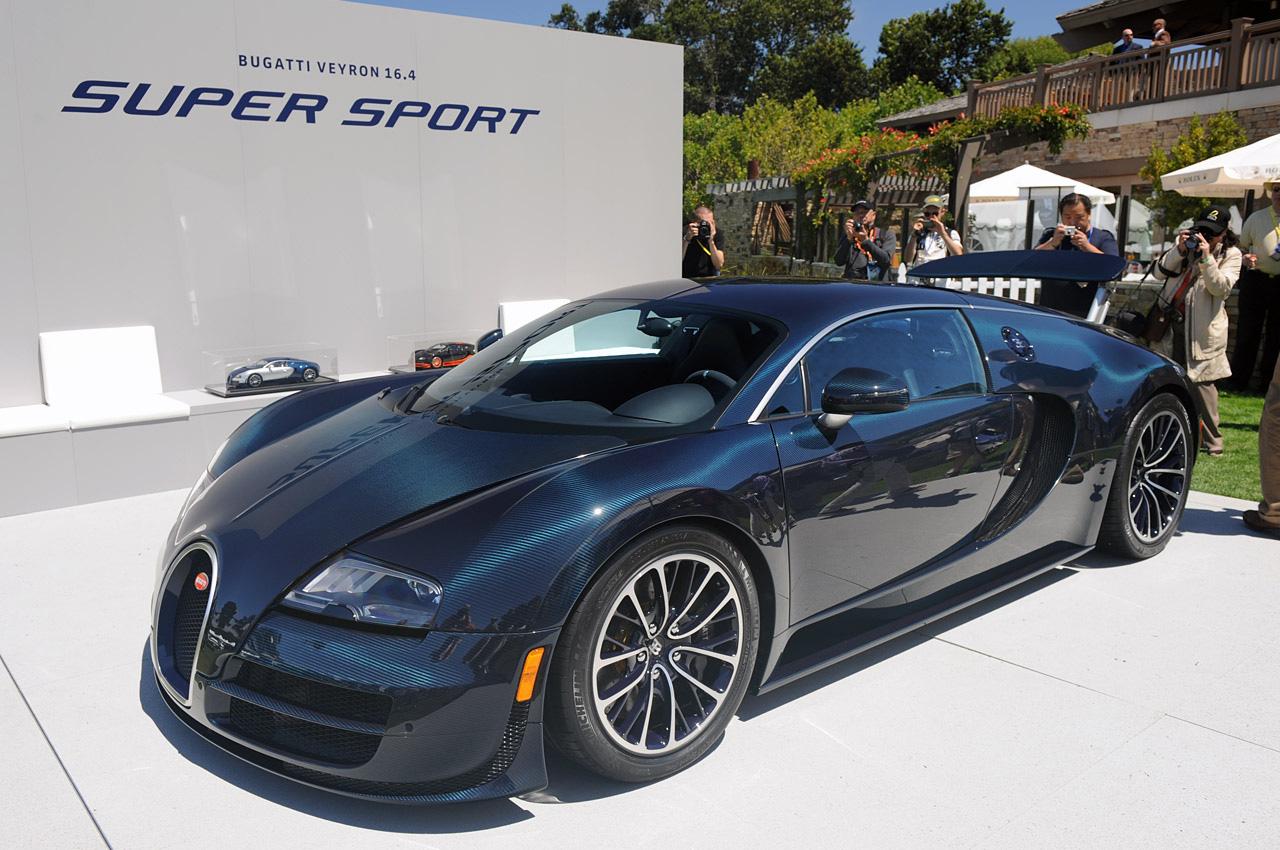 Top bugatti veyron super sport on