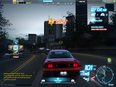 Need For Speed World - Cooldown
