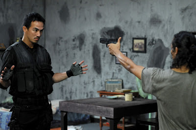 Joe Taslim Bermain di Film Fast and Furious 6