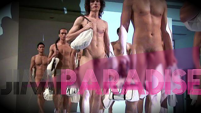 naked+models+loewe
