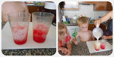 non alcoholic childrens cocktail