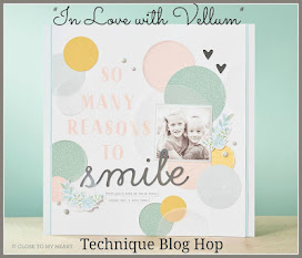CTMH Tecnique Blog Hop
