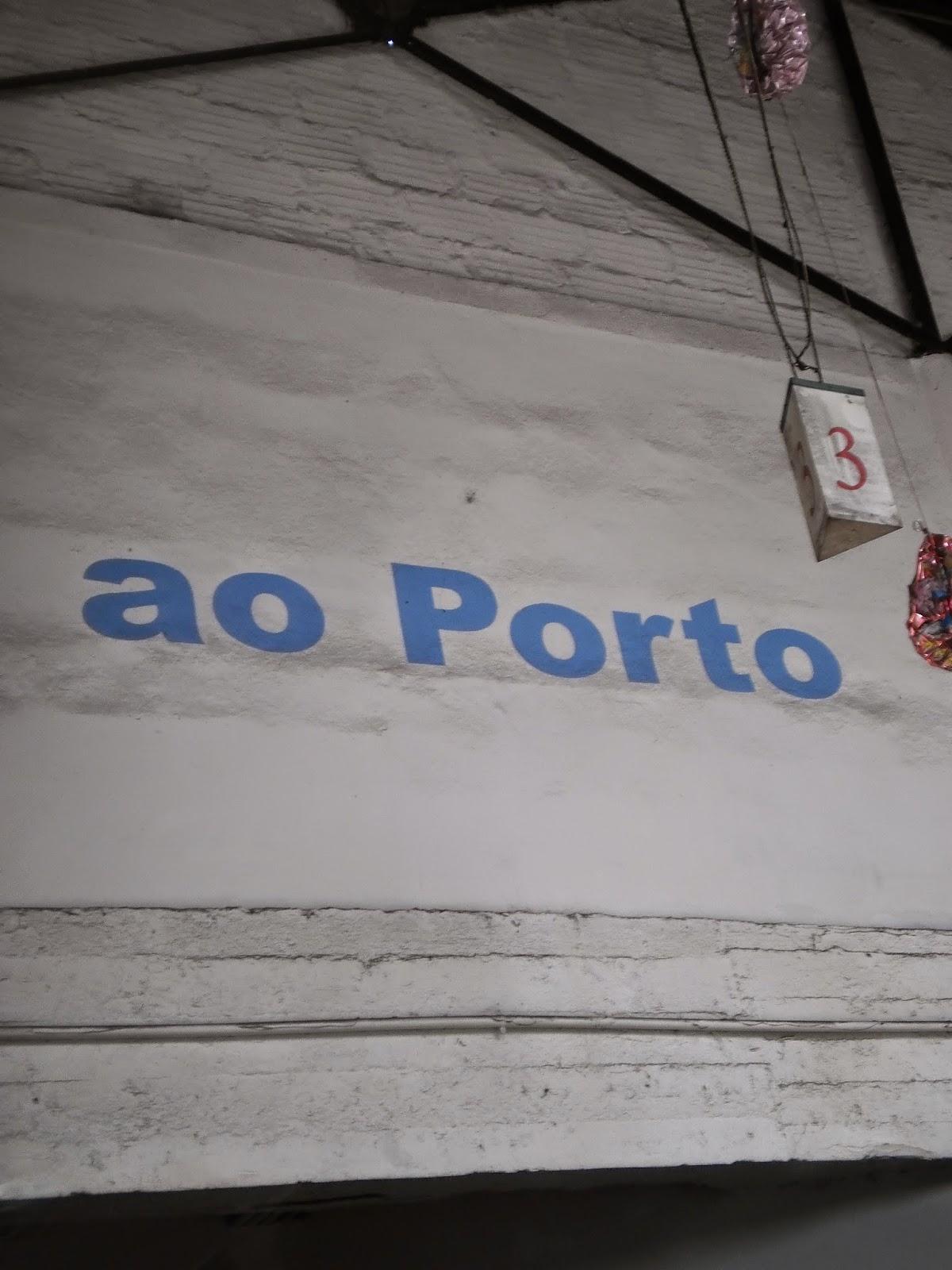 Porto (Portugal) bus terminal