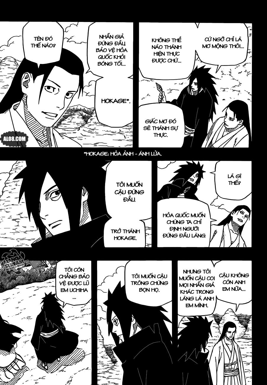 Naruto chap 625 Trang 7 - Mangak.info