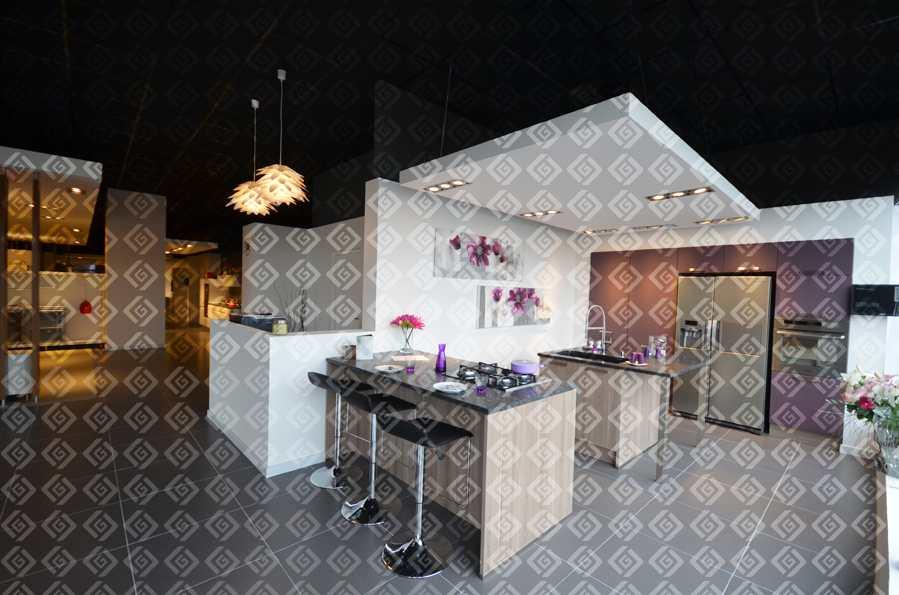rive gauche r novation r novation et agencement complet d 39 un magasin en 6 semaines sur villefranche. Black Bedroom Furniture Sets. Home Design Ideas