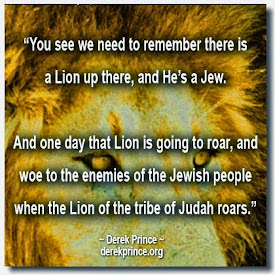 The Lion of the Tribe of Judah...