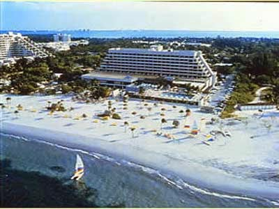The Sonesta Beach Hotel On Key Biscayne