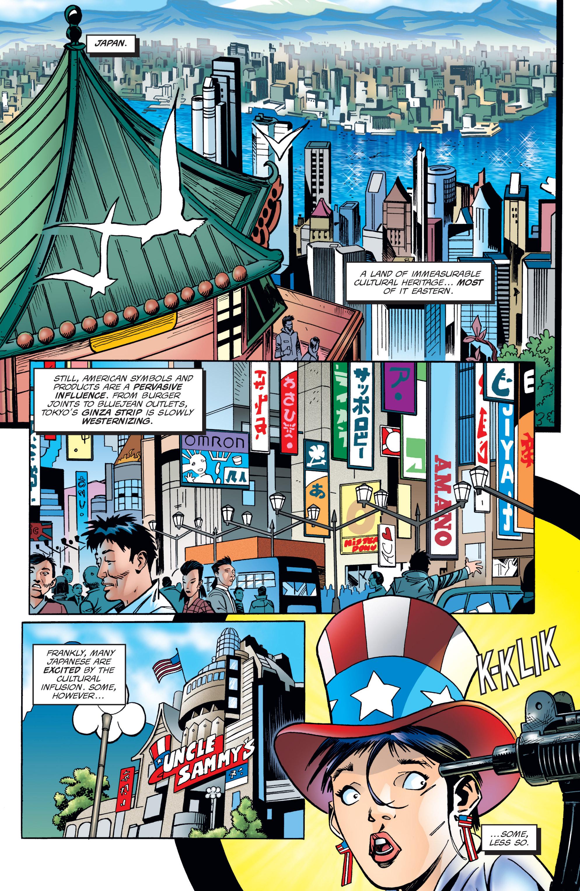 Captain America (1998) Issue #1 #4 - English 4