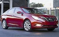 Hyundai Sonata 2.0 litros 2011