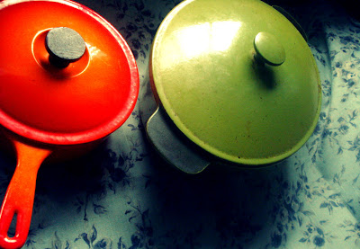 enamelled cast-iron cookware, copyright yearling blog