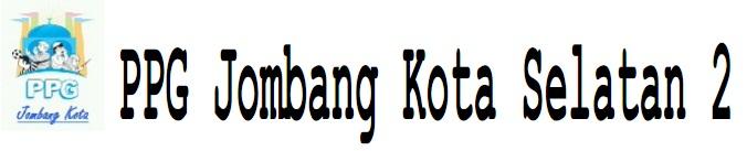 PPG Jombang Kota Selatan 2
