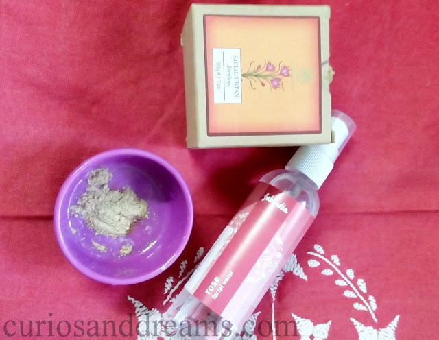 Forest Essentials Soundarya Ubtan review
