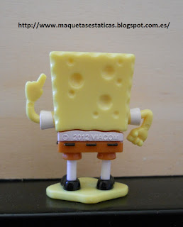 Bob Esponja magic Kinder