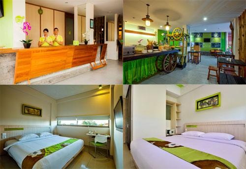 Grandmas Hotel Kuta Bali